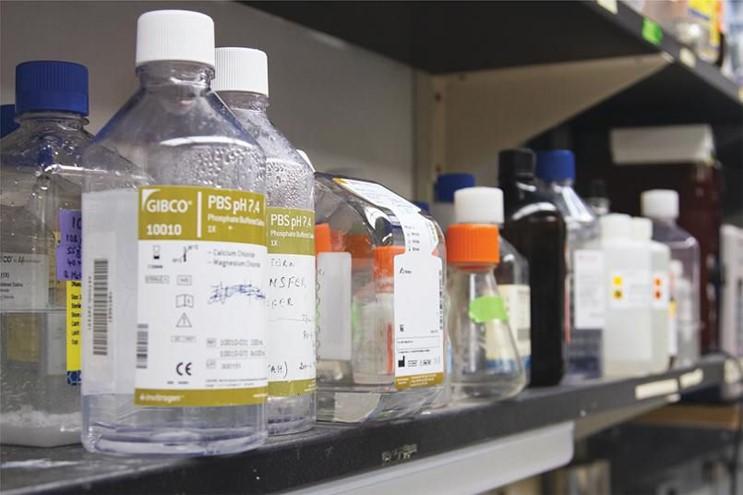 آزمایشگاه آب و پساب